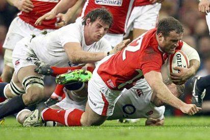Gales gana el Seis Naciones de Rugby tras barrer a Inglaterra en Cardiff