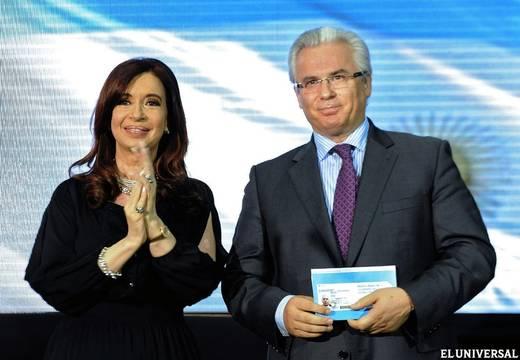 """Garzón: """"Que el Papa abra los archivos sobre la dictadura"""""""