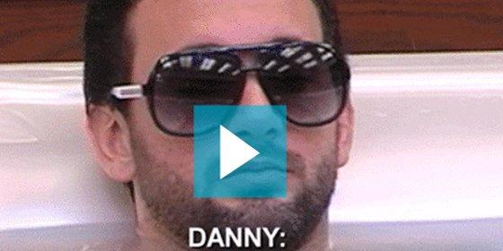 Algunas cosas que habría que decirle a Danny, el concursante más falso de 'GH 14'