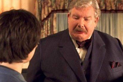 [Video] Muere el 'padre' adoptivo de Harry Potter