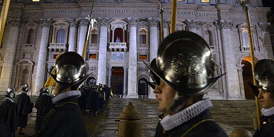 Así serán los primeros días del nuevo Papa