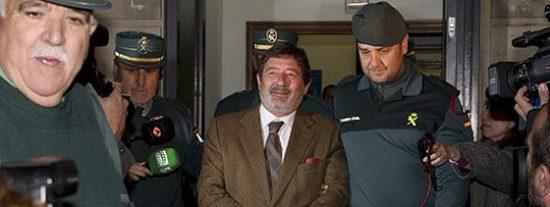 La juez envía de nuevo a prisión al exdirector de los ERE de Andalucía