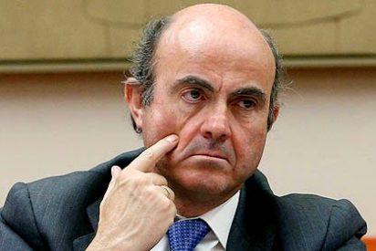 """Luis de Guindos: """"La prima de riesgo caerá hasta los 200 puntos en el segundo semestre"""""""