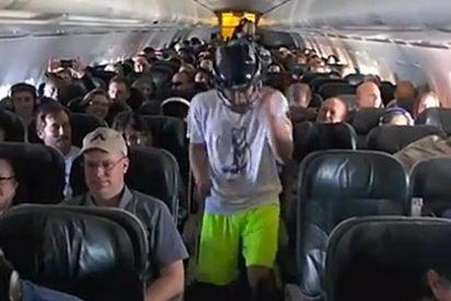 Multazo a la aerolínea donde montaron un 'Harlem Shake' en pleno vuelo