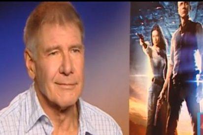 """Harrison Ford, sobre su regreso a Star Wars: """"Estoy deseando que llegue"""""""