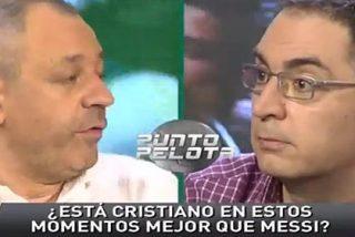 """Lluis Mascaró: """"Hay que reconocer que Cristiano Ronaldo está mejor que Leo Messi"""""""