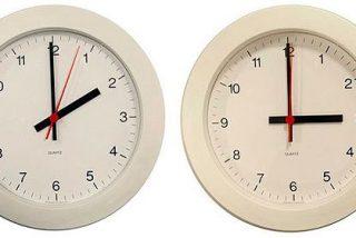 Arranca el horario de verano: adelante una hora su reloj