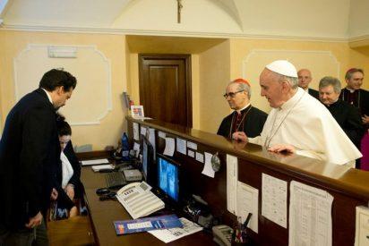 El Papa llamó personalmente al Padre General de los Jesuitas