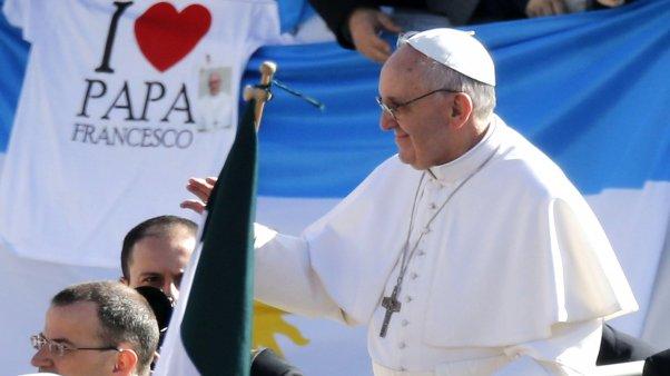 """""""El Tour del Papa"""", por 970$"""