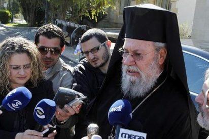 Los fondos de la Iglesia de Chipre, a disposición del Gobierno