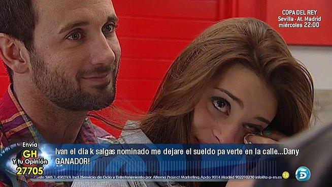 A esto se le llama sacar tajada de una 'infidelidad': Eva, la novia de Danny DJ (GH14), se desnuda en 'Interviú' para vengarse