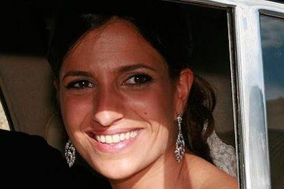 Iria Otero, la 'tapada' del Real Madrid, se destapa y manda al córner a Lara Alvarez