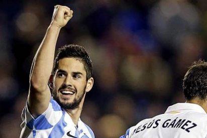 """El Málaga gana al Oporto 2-0: """"Habemus cuartos de Champions"""""""
