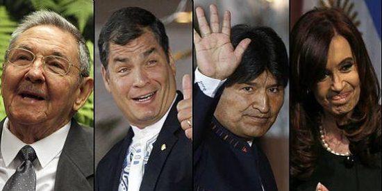 La izquierda latinoamericana se queda sin cabeza... y sin petrodólares