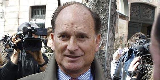 Jesús Sepúlveda cobrará 229.000 euros del PP como indemnización por despido pactado