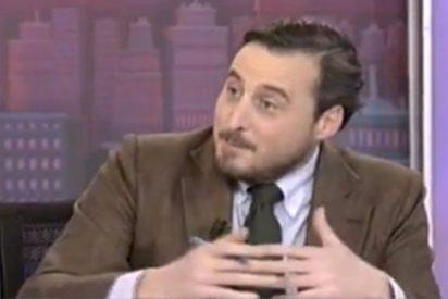 """'Boutade' en La Gaceta: """"No hay un banquero, un legislador, un asesor de la monarquía, un presidente de lo que sea capaz de levantarse la tapa de los sesos. Lo lamento"""""""