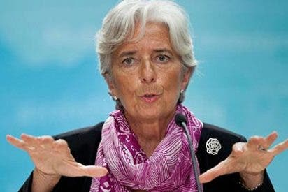 La policía francesa registra el piso parisino de Christine Lagarde, directora del FMI