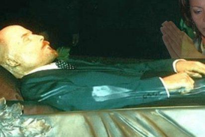 Chávez, como Lenin o Mao, entra en el club de las momias adorables