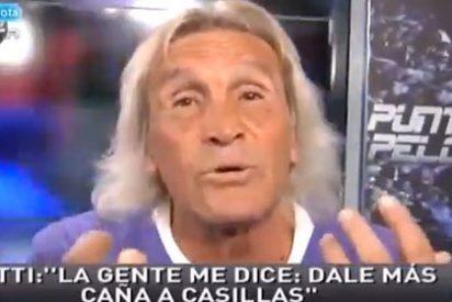 """Loco Gatti: """"Mourinho es tan grande que da de comer a todos los periodistas del mundo"""""""