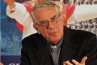 """Lombardi pide a los fieles que """"participen en la oración"""" y esperen """"un buen pastor"""""""