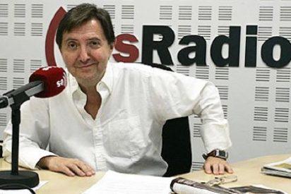 """Jiménez Losantos: """"Corinna está en el mercado, Vasile debe llevarla al polígrafo de Sálvame Deluxe"""""""