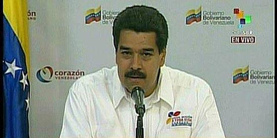 """Nicolás Maduro: """"El cáncer de Hugo Chávez es un ataque de los enemigos"""""""