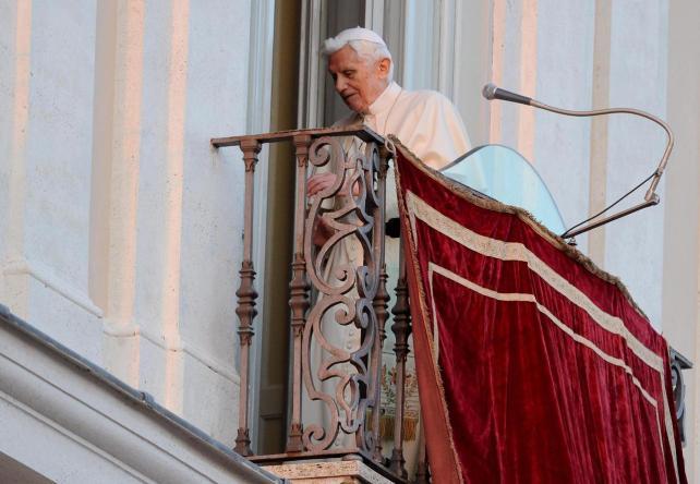 """""""Gracias Santo Padre, regalo de Dios a su Iglesia y al mundo"""""""
