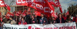 La marcha contra el paro y la corrupción aúna titulares e intenciones