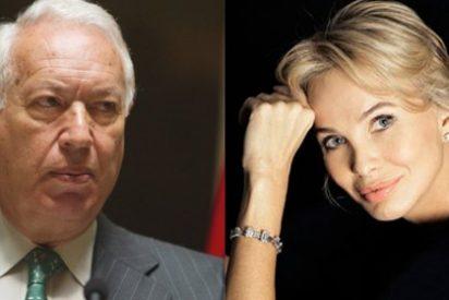 Margallo, el ministro a tiempo parcial: se reúne con Corinna a título privado
