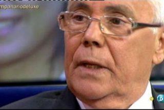 """Poca vergüenza, estafa y el cabreo de Jorge Javier en la visita del padre de la Campanario al 'Deluxe': """"¡Nos estás engañando a todos!"""""""