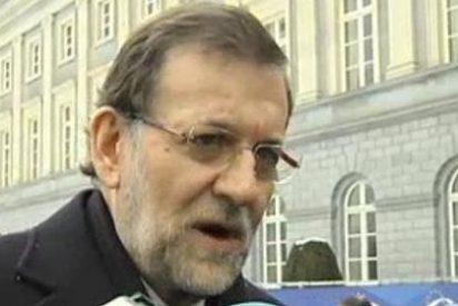 """Mariano Rajoy: """"¿Qué me está chantajeando a mi Bárcenas?"""