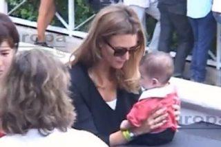 Nace Amancio Álvarez Ortega, el bebé más rico de España