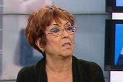 Maruja Torres fantasea con uniones homosexuales y sexo masivo en una Plaza de San Pedro en la que no se anuncia el 'Habemus Papam'