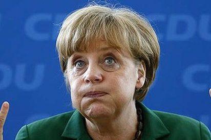Las humildes vacaciones de la todopoderosa Angela Merkel