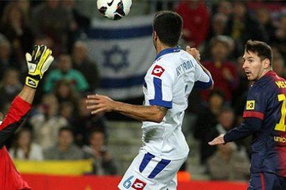 Leo Messi lleva la friolera de 17 jornadas seguidas de Liga marcando goles