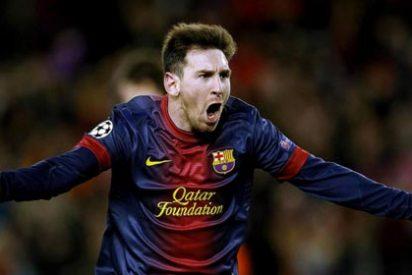 El Barça de Messi le casca 4-0 al Milan y consigue la remontada que le faltaba