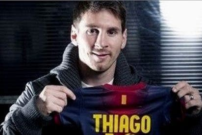 """[Video] Messi: """"Juego a la Play con chicos de todo el mundo, a veces se enfadan si toco la pelota atrás"""""""
