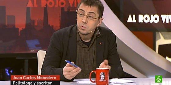 """Un asesor de Chávez monta el número en 'Al Rojo Vivo': """"Cuando ustedes no tienen argumentos, se dedican a insultar"""""""