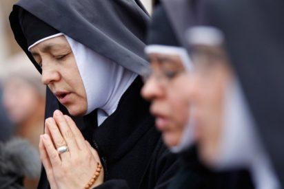 Tres monjas mexicanas rezan permanentemente en El Vaticano por la sucesión papal