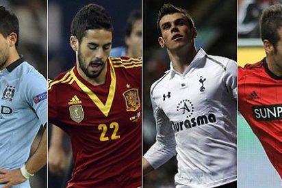 El Real Madrid ya tiene decididos sus fichajes: Agüero, Bale, Isco y Carvajal