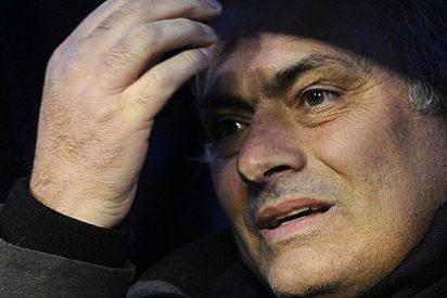 """Mourinho, a un socio del Madrid: """"El problema no es el vestuario, es la prensa. Haga lo que haga, yo siempre soy el malo"""""""