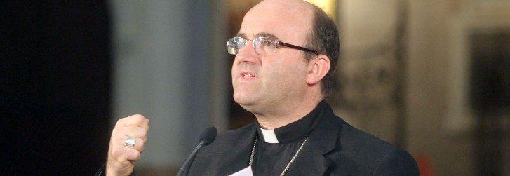 """Colectivo de creyentes: """"Munilla no es el obispo que necesita la diócesis de Donostia"""""""