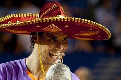 El 'Rey' ha vuelto: Rafa Nadal fulmina a Ferrer en la final del Open de Acapulco