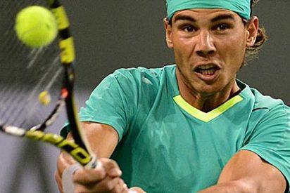 Rafa Nadal derrota a Berdych y se mete en la final de Indian Wells