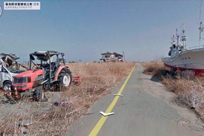 Ya puede visitar (virtualmente) los pueblos devastados por el accidente nuclear de Fukushima