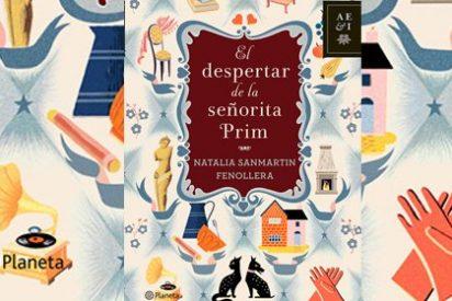 Natalia Sanmartín Fenollera asombra al mundo con una novela basada en el amor y en las pequeñas cosas de la vida