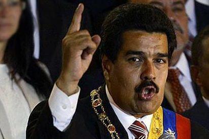 """El 'presidente encargado' promete """"mano dura"""" en Venezuela"""