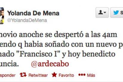 'Nostradamus tuitero': Un madrileño de 22 años predijo el 11 de febrero que el nuevo Papa se llamaría Francisco I