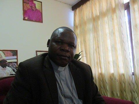 El arzobispo de Bangui, en misión de paz