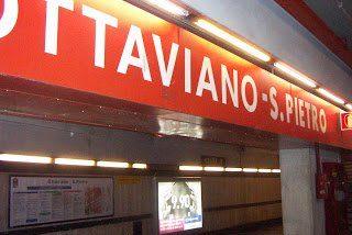 Un millón de billetes de metro de Roma con la foto de Francisco